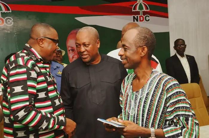 Asiedu Nketia Is Destroying Mahama's Political Career – GCPP Chairman