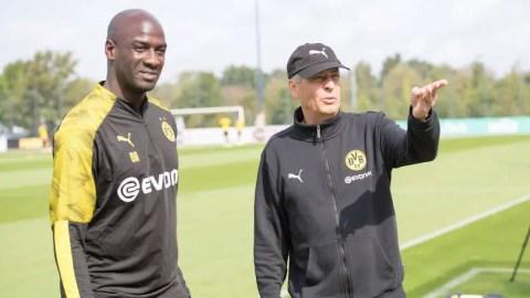 Former Black Star Player Named Assistant Coach At Borussia Dortmund