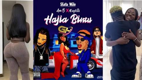 Watch: Shatta Wale Finally Drops 'Hajia Bintu' Music Video Ft Ara B And Captan