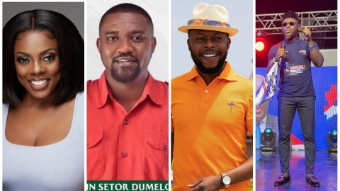 GH Election 2020: Some Of You Celebs Never Cared About Politics & Issues Affecting Anyone Until You Realized The Juicy Side – Nana Aba Anamoah Fires Shots