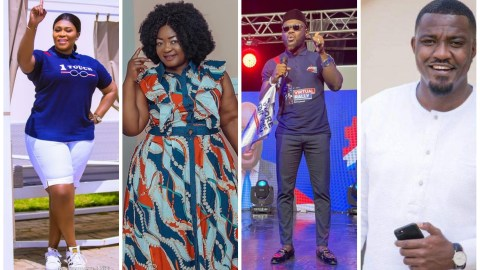 Ghana Election 2020: Those criticizing Actors Supporting Lydia Alhassan Are Shallow Minded – Maame Afia Akoto