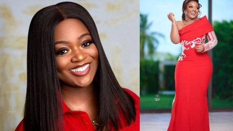 (+VIDEO) Jackie Appiah Melts Hearts As She Transforms A Pediatric Ward To Help Sickle Cell Patients Recover