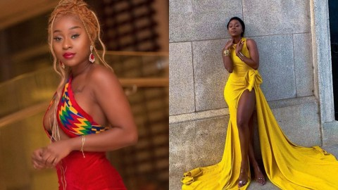 """""""I'll rather read a motivational book than read the Bible"""" – Efia Odo"""