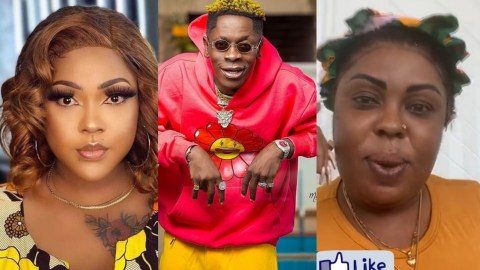 (+AUDIO) You Take His Money And Still Bad-mouth Him To Potential Clients – Mona Gucci Exposes Afia Schwarzenegger For Saying Shatta Wale Is Addicted To Drugs