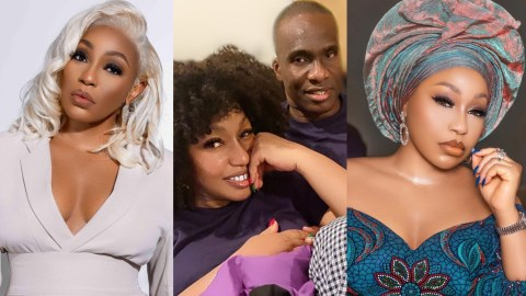 45 Year Old Rita Dominic Finally Finds Love, Shows Off Her New Boo (+Photo)