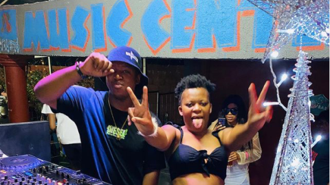 South African Zodwa Wabantu does it again, too RAW this time – WATCH video