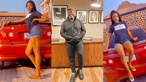 """""""You're Chasing Away My Helpers""""; Don Jazzy Tells Lady Who Claimed He Bought Her A Car"""