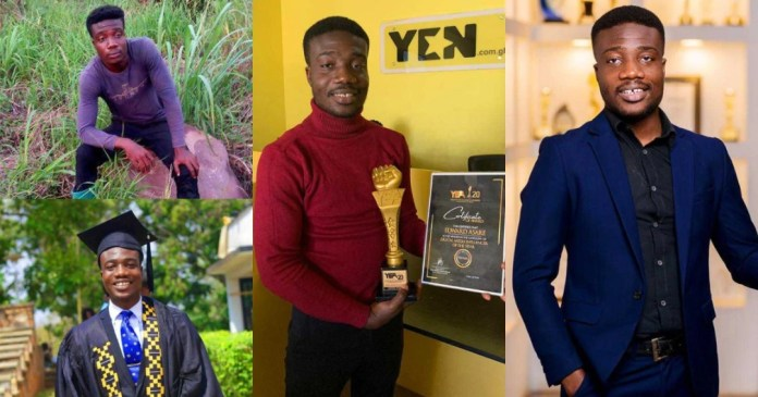Edward Asare: From a poor village farmer to becoming Digital Media guru