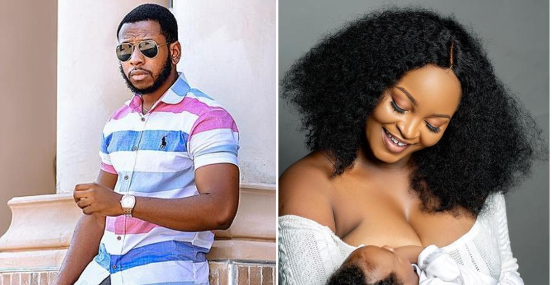 Some Blessings Can't Be Appreciated Enough - Cyril Of Yolo Share Adorable  Photo Of Son And Baby Mama » GhBase•com™
