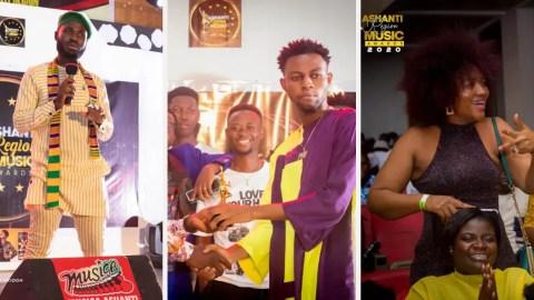 Full List Of Winners For 2020 Ashanti Region Music Awards (ARMA)