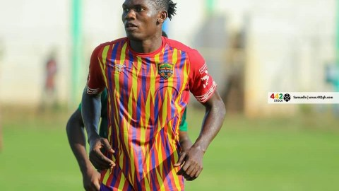 Hearts Of Oak Defender Gets Nominated For Congolese Footballer of the year