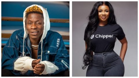 'I Can't Even Concentrate Because Of Serwaa Amihere's Curves'- Shatta Wale Trying To Use 'Format' To Ch0p GHOne Presenter