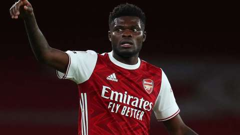 Partey's Boyhood Clubs Receive share of the Transfer fee.