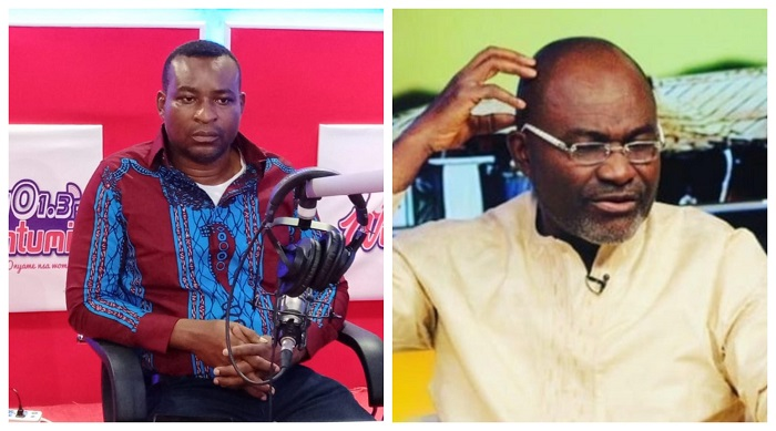 Chairman Wontumi and Kennedy Agyapong