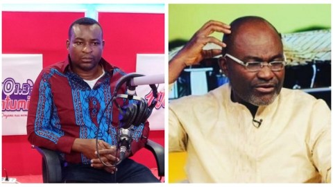 Kennedy Agyapong Never Voted For NDC's Alban Bagbin – Chairman Wontumi Clarifies