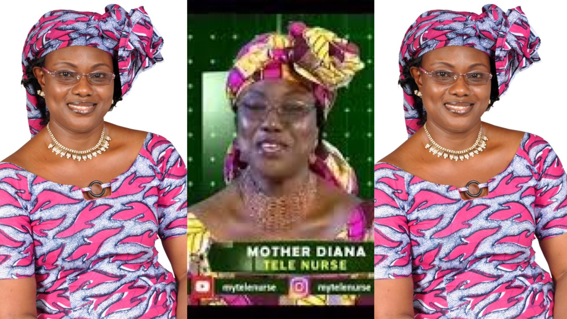 Meet Mother Diana: The least celebrated public health educator in Ghana who has been serving Ghanaians as Telenurse for 9 years