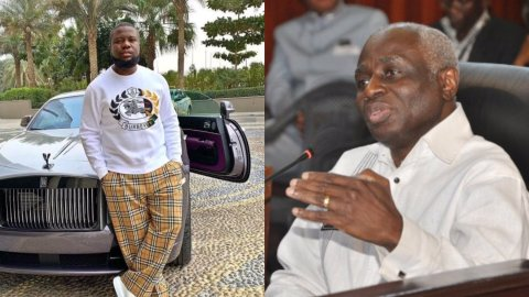 """Hushpuppi would have been freed if he had hired Tsastu Tsikata"" – Ghanaians admire performance of lawyer in court today"