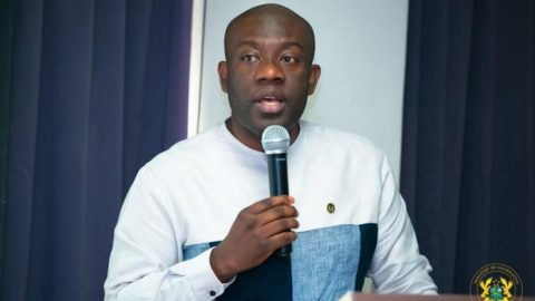"""Ghanaians are reckless people"" – Kojo Oppong Nkrumah fumes"
