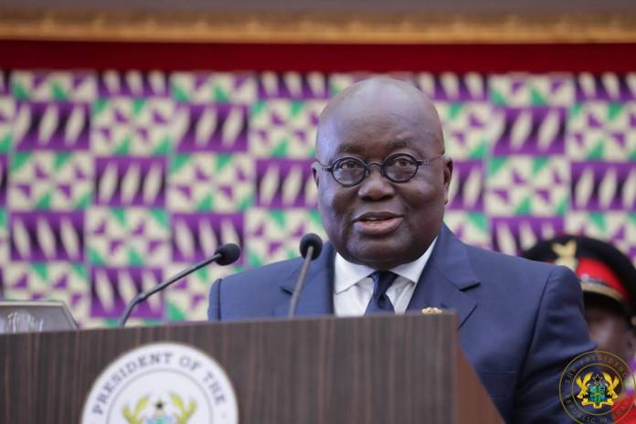 President Akufo-Addo delivers final State of the Nation Address tomorrow