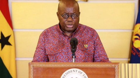 President Akufo-Addo to address the nation tonight; citizens push for total lockdown