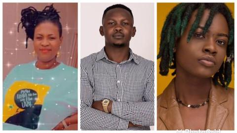 Aisha Modi calls out Blakk Cedi, asks him why OV is missing in the music industry