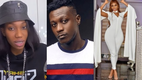 """""""The worst will be done to your daughter"""" – Wendy Shay claps back at Keche Joshua for saying she is depressed and on drugs"""