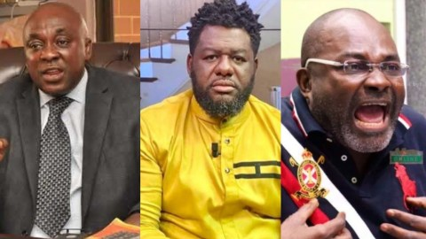 You Can't Arrest Bulldog And Leave Kennedy Agyapong And Ken Ahenkorah For Commiting The Same Crime – Ghanaians To Authorities