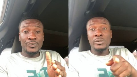 "(+VIDEO) ""Stop Giving Your Money To Pastors To Buy Rolls Royce While You Walk In ""Chale -Wote"" To Church – Asamoah Gyan Advises Christians"