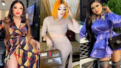Without Your Instagram Fans And Their Comments And Insults, Your Life As A Celebrity Is Useless – Bobrisky Tells Colleagues