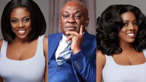 Carlos Ahenkorah Has Developed A Repugnant Hobby Of Displaying Gross Irresponsibility In His Utterances And Actions! – Nana Aba Anamoah Fires Shots
