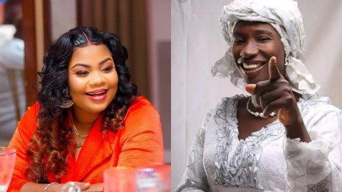 Every Gospel Musician Should Go To Events With Their Own Microphone To Avoid Snatching Incident- Empress Gifty Slams Cecelia Marfo