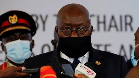 Akufo-Addo scraps Deputy Regional Minister positions, abolishes Senior Minister position & realignes 7 ministries