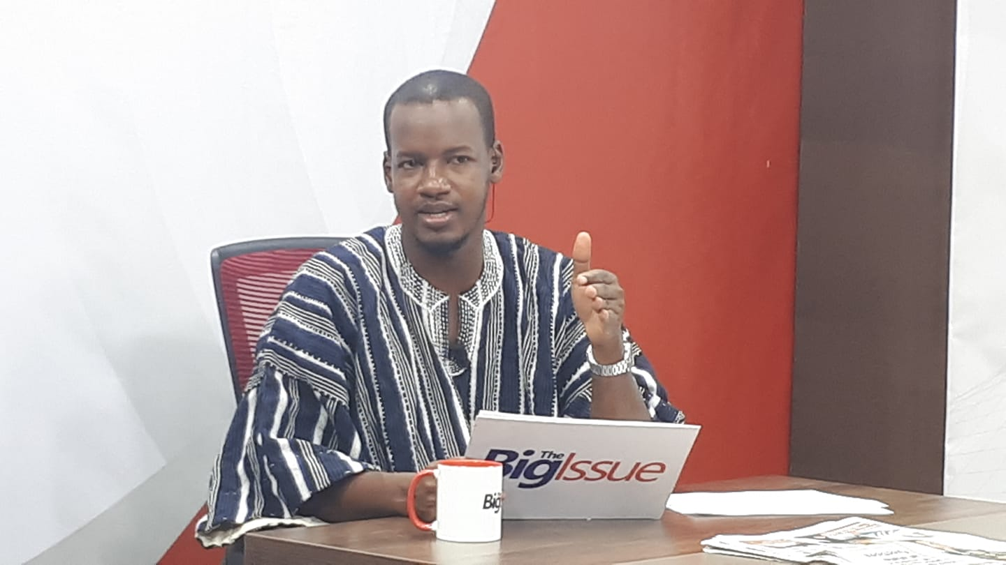"""""""Stop insulting me with your 2 cedis data and unbrushed teeth – Broadcaster Umaru Sanda 'arrogantly' fires critics"""