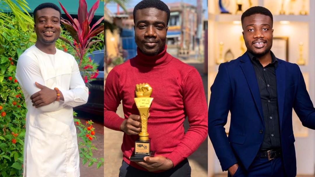 7 Things To Know About Digital Media Influencer Of The Year 2020; Edward Asare
