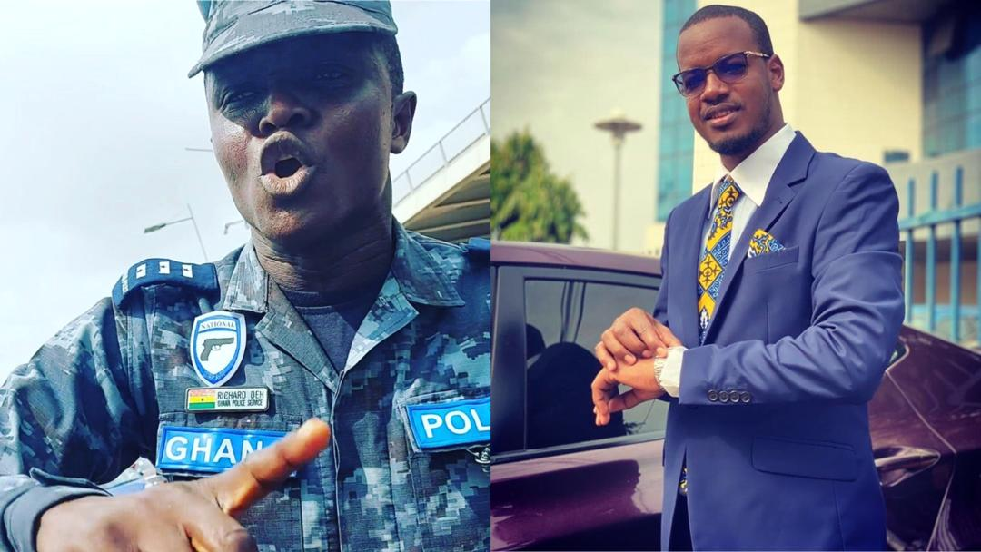 """He wanted a chance to shoot me but I kept my cool"" – Citi FM journalist Umaru Sanda narrates near-death experience with police officer"