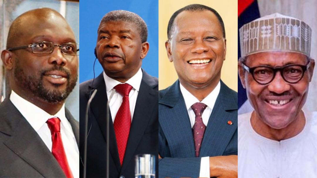 Check Out The 13 African Presidents Who Will Be Attending President's Akufo-Addo's Swearing-In Ceremony On Thursday