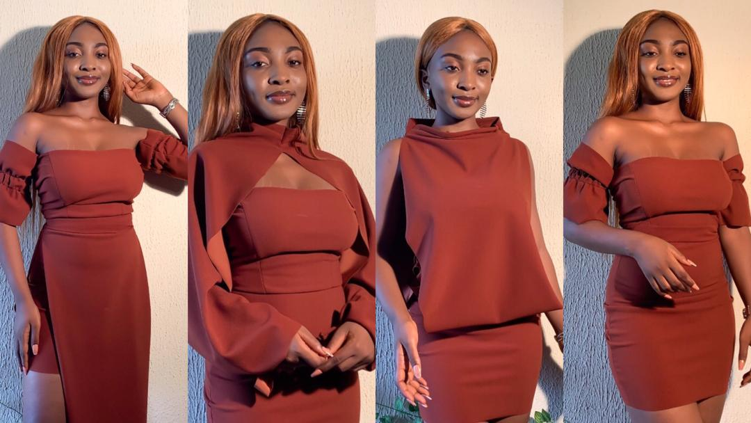 Popular Fashion Designer Releases New 2021 Dresses That Can Be Worn In More Than 3 Ways & Styles [Photos]