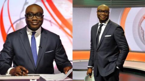 Today marks exactly 7 years ago when Ghanaian broadcaster with BBC Komla Dumor died; quick facts on him