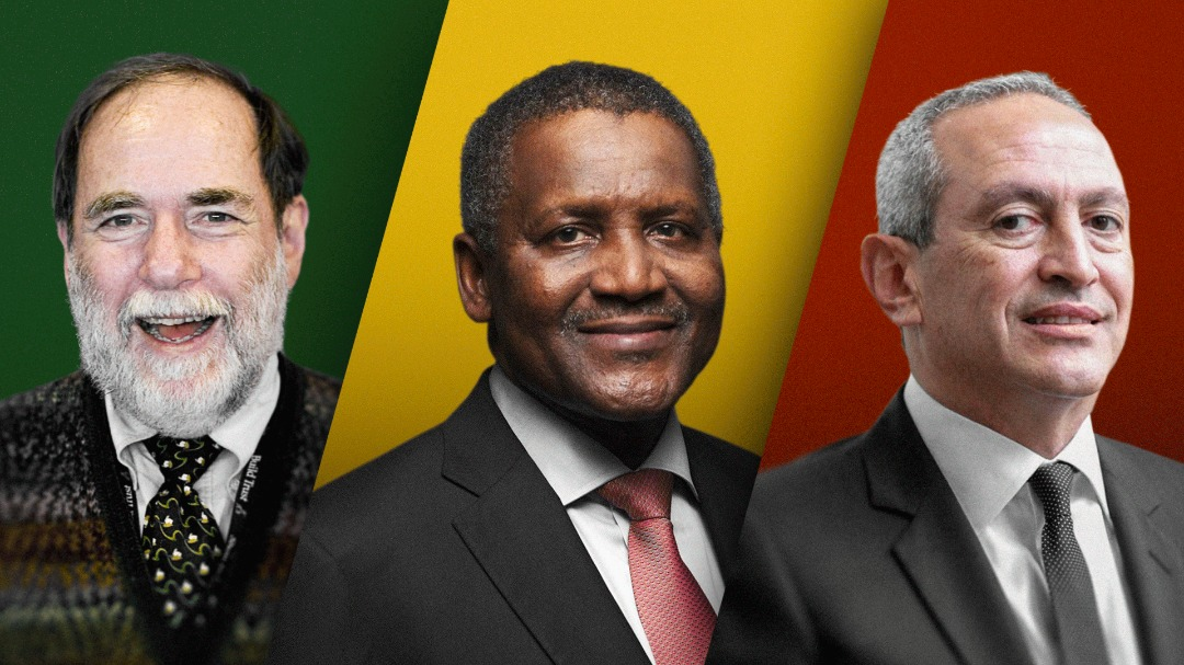 Africa Richest People 2021 - Full List