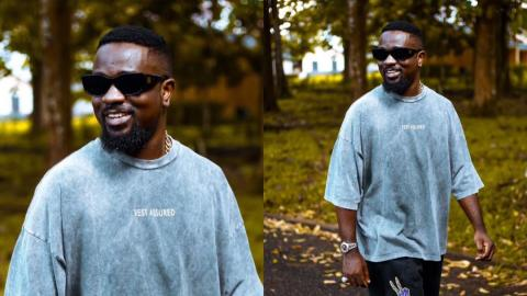 Disregard all reports and rumours that I'm dead – Sarkodie