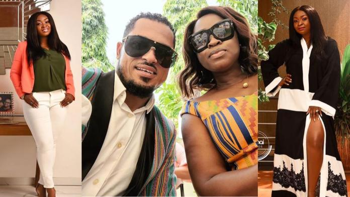 Van Vicker proudly flaunts beautiful photos of wife to celebrate her 44th birthday