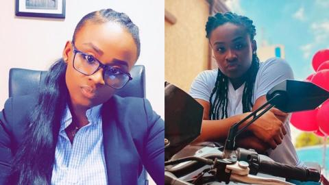 Broadcaster Jessica Opare Saforo reveals identity of her child she has been hiding from public attention [Photo]