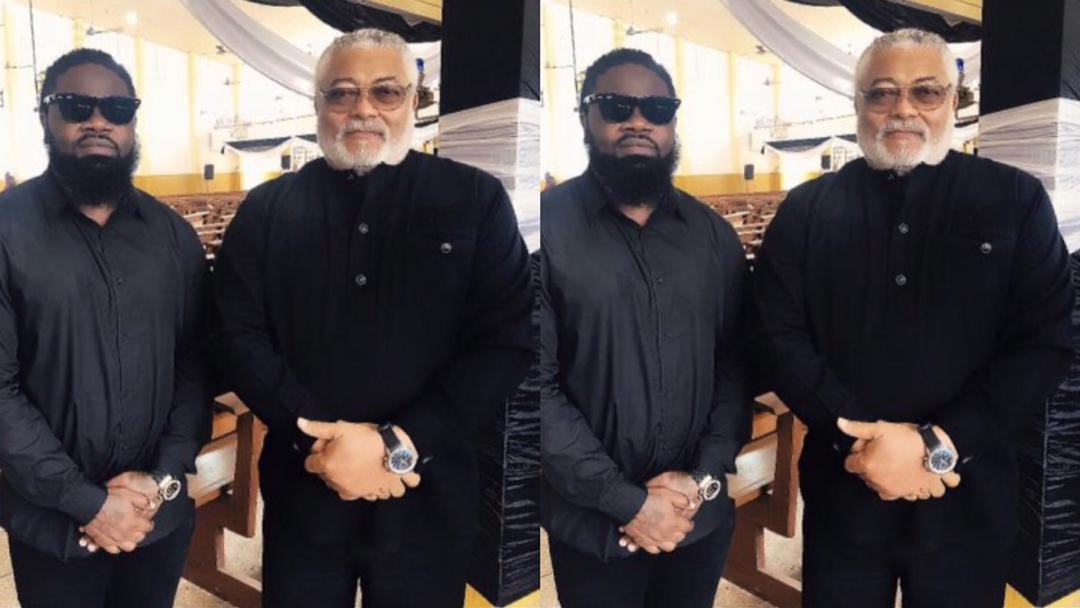 """""""I wish I can bring you back to life"""" – Musician Captain Planet pays tribute to Rawlings"""
