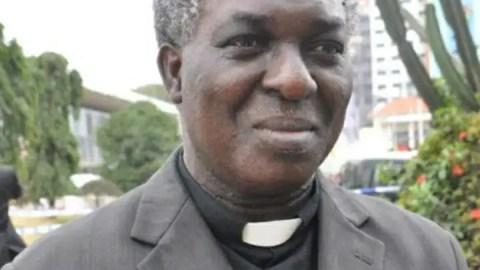 Rev. Frimong Manso Treated Like an Outcast By the Presbyterian Church of Ghana