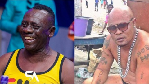 Akrobeto Threatens To Give Bukom Banku Hefty Slaps If He Meets Him Face To Face