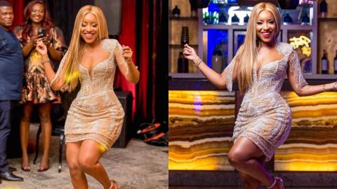 Joselyn Dumas Hit The Internet With These Dazzling Photos Displaying Her Curves