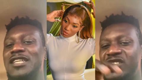 Wendy Shay You're Going Through Something You're Oppressed – Keche Joshua Mocks Wendy Shay