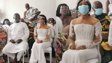 Kennedy Agyapong Starts The New Year In Style As He Marries 3rd Wife