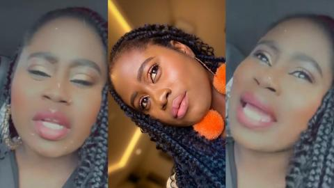 Lydia Forson Blasts Man Who Felt Too Big To Ask For Her Number Himself But Rather Sent His Boy (Video)