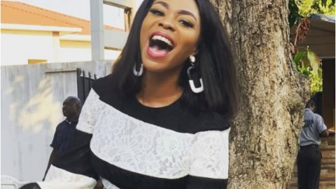 Shatta Michy Professes Love For Carlos Ahenkorah, See What She Said About Him (Video)